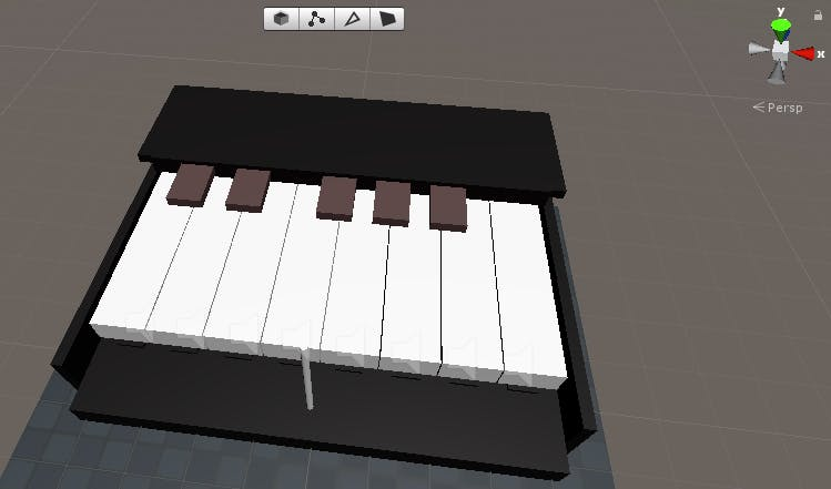 タケモトピアノVRリプライズ